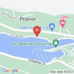 Plan DUBROVNIK PALACE RESIDENCE