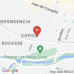 Plan ESTANCIA LA CONSTANCIA - TRASLASIERRA
