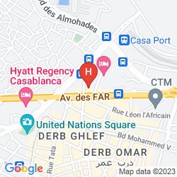 Plan Hotel Les Saisons