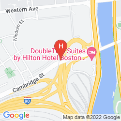 Plan ROYAL SONESTA HOTEL BOSTON