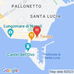 Plan GRAND HOTEL VESUVIO