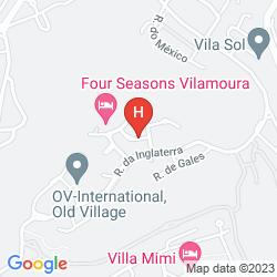 Plan FOUR SEASONS VILAMOURA
