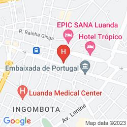 Plan SKYNA HOTELS