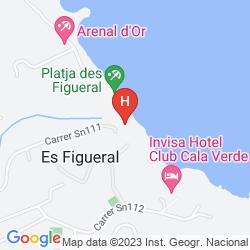 Plan INVISA FIGUERAL RESORT
