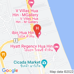 Plan IBIS HUA HIN