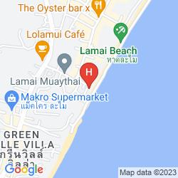 Plan AMMATARA PURA POOL VILLA BEACH RESORT