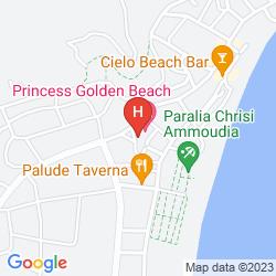 Plan IOANNIS HOTEL