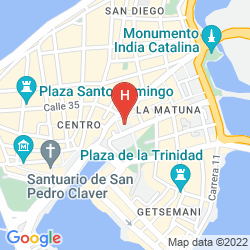 Plan CENTRO HOTEL CARTAGENA