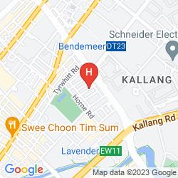 Plan TRESOR TAVERN HOTEL