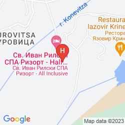Plan ROYAL PARK AND SPA HOTEL
