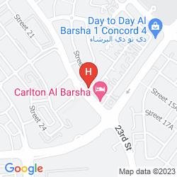 Plan MARMARA HOTEL APARTMENTS