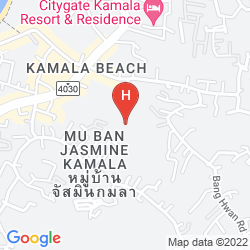Plan NAMAKA RESORT KAMALA