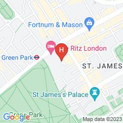 Plan ARLINGTON APARTMENT LONDON
