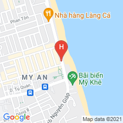 Plan HOLIDAY BEACH DANANG HOTEL & SPA