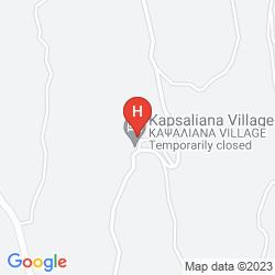 Plan KAPSALIANA VILLAGE HOTEL