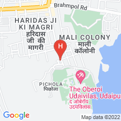 Plan CHUNDA PALACE