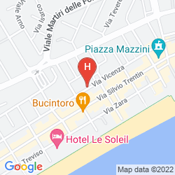 Plan HOTEL SATURNO
