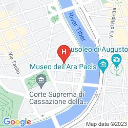 Plan RESIDENZA ROMA