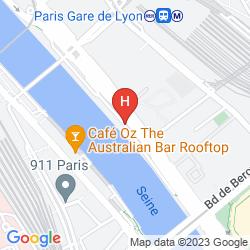 Plan VIP PARIS YACHT HOTEL