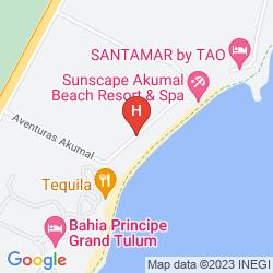 Plan VILLAS DE ROSA BEACH RESORT