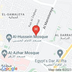 Plan ARABIAN NIGHTS HOTEL