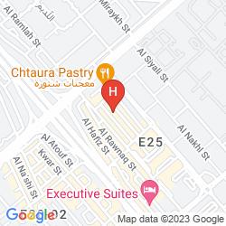 Plan AL DIAR SAWA HOTEL APARTMENTS