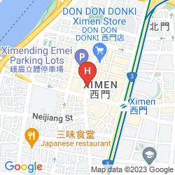 Plan INHOUSE HOTEL