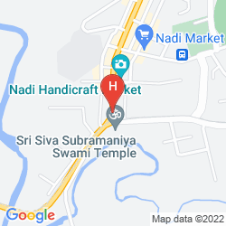 Plan NADI DOWNTOWN HOTEL
