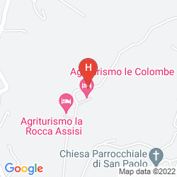 Plan AGRITURISMO LE COLOMBE