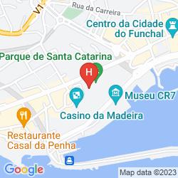Plan PESTANA CASINO PARK