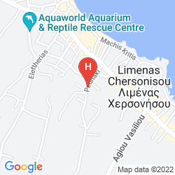 Plan ADAMAKIS HOTEL