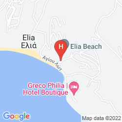Plan MYCONIAN AVATON RESORT