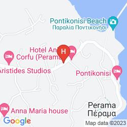 Plan ARGO HOTEL