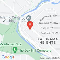 Plan MARRIOTT MARQUIS WASHINGTON, DC