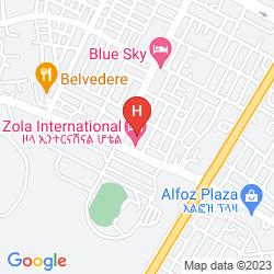 Plan THE ARK HOTEL