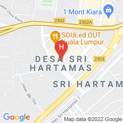 Plan HARTAMAS BUSINESS HOTEL