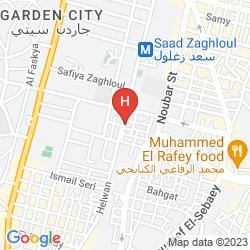 Plan OSIRIS HOTEL