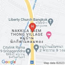 Plan U-TINY BOUTIQUE HOME SUVARNABHUMI BANGKOK