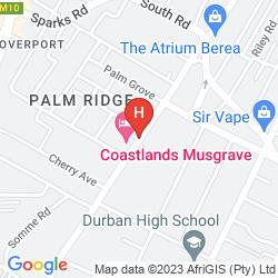 Plan COASTLANDS MUSGRAVE HOTEL
