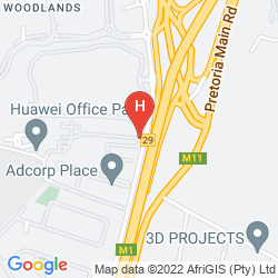 Plan CEDARWOODS OF SANDTON
