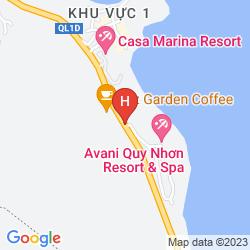 Plan AVANI QUY NHON RESORT & SPA