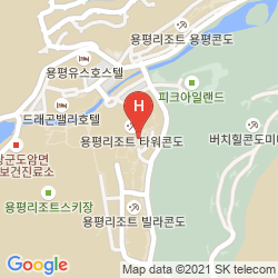 Plan YONGPYONG RESORT TOWER CONDOMINIUM