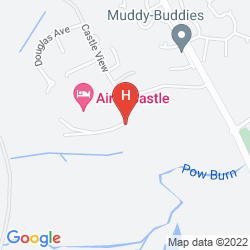 Plan AIRTH CASTLE HOTEL & SPA