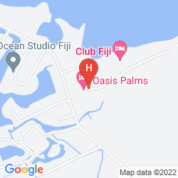 Plan OASIS PALMS HOTEL