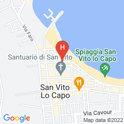 Plan CAPO SAN VITO