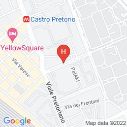 Plan ROME KEY LUXURY HOUSE