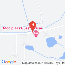 Plan MOOIPLAAS GUESTHOUSE