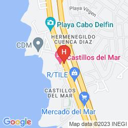 Plan CASTILLOS DEL MAR