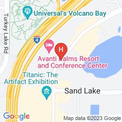 Plan M HOTEL I-DRIVE NEAR UNIVERSAL STUDIOS