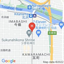 Plan DAIWA ROYNET HOTEL OSAKA KITAHAMA